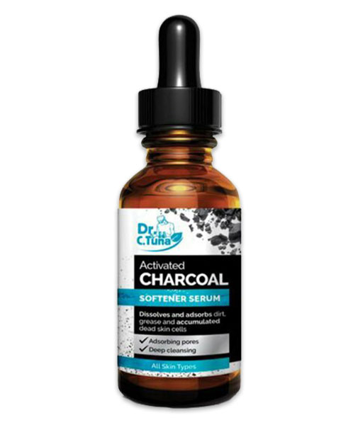 DR C TUNA ACTIVATED CHARCOAL SERUM 30 ML