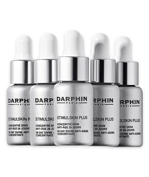 Darphin Stimulskin Plus - Anti Aging 6x5ml 28 Day