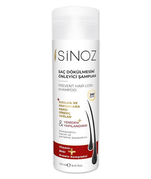Sinoz Hair Loss Prevention Shampoo