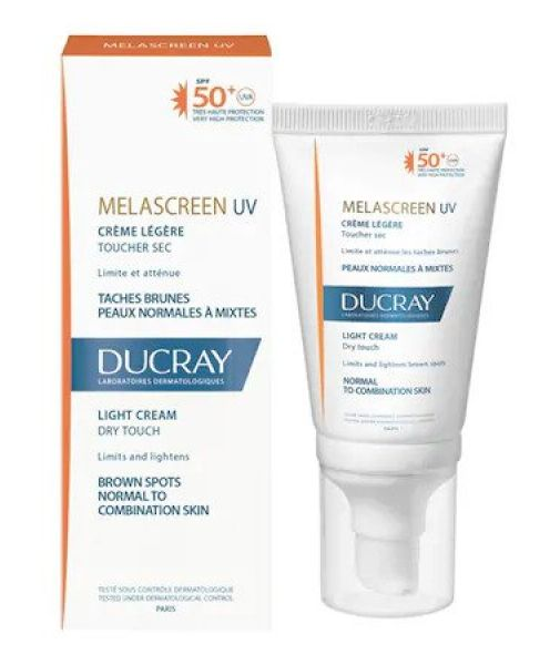 Ducray Melascreen Uv Dry Touch Spf 50+