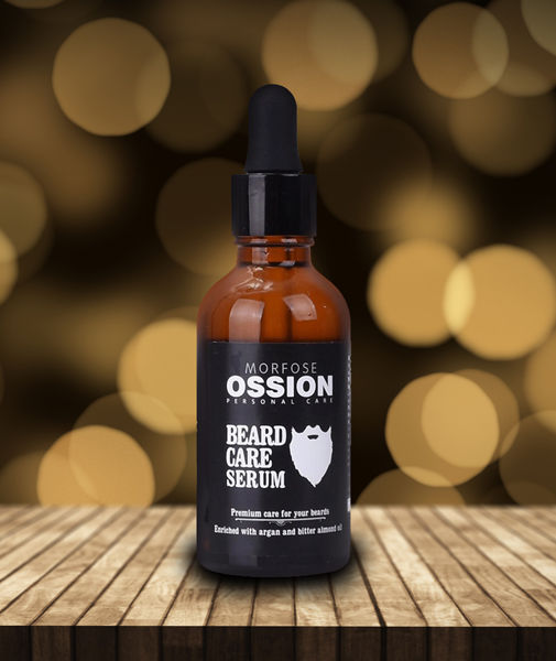 Morfose Ossion For Fuller and Thicker Beard 50 ml
