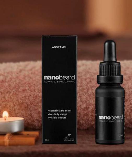 Nanobeard Beard & Mustache Serum