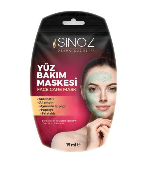 Sinoz Disposable Face Care Mask