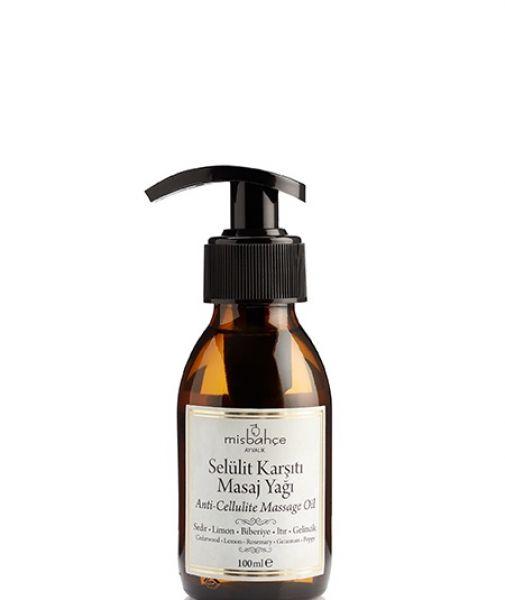 Misbahce-Anti-Cellulite Massage Oil 100 mL