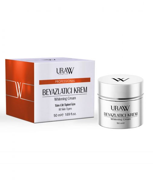 URAW WHITENING CREAM