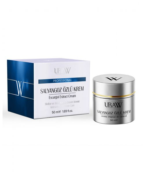 URAW SNAIL ESCARGOT EXTRACT CREAM (ANTI ACNE)